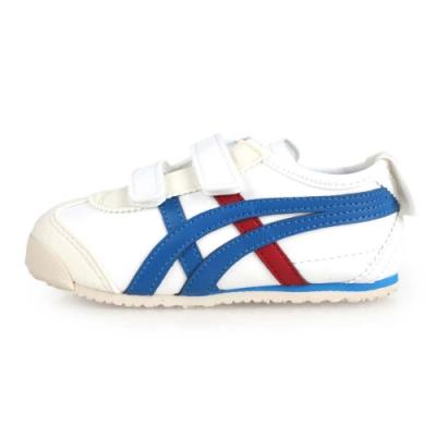 ASICS 小童運動休閒鞋 MEXICO 66 BAJA TS 白藍紅