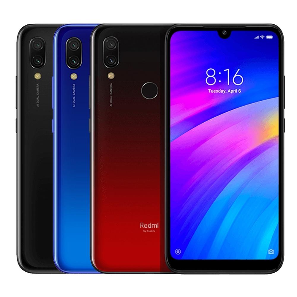 Xiaomi 紅米 Redmi 7 (3G/32G) 6.26吋八核手機