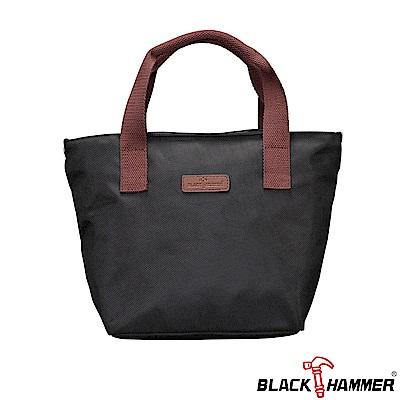BLACK HAMMER 旅行手提包-黑