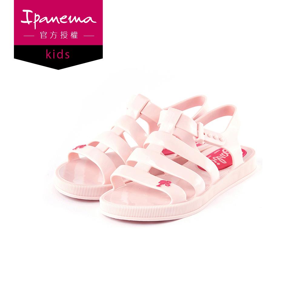 IPANEMA Barbie系列 休閒涼鞋(兒童款)-粉紅