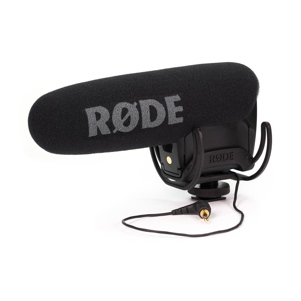 RODE VideoMic Pro Rycote 電容式麥克風 (RDVMPR)(公司貨)