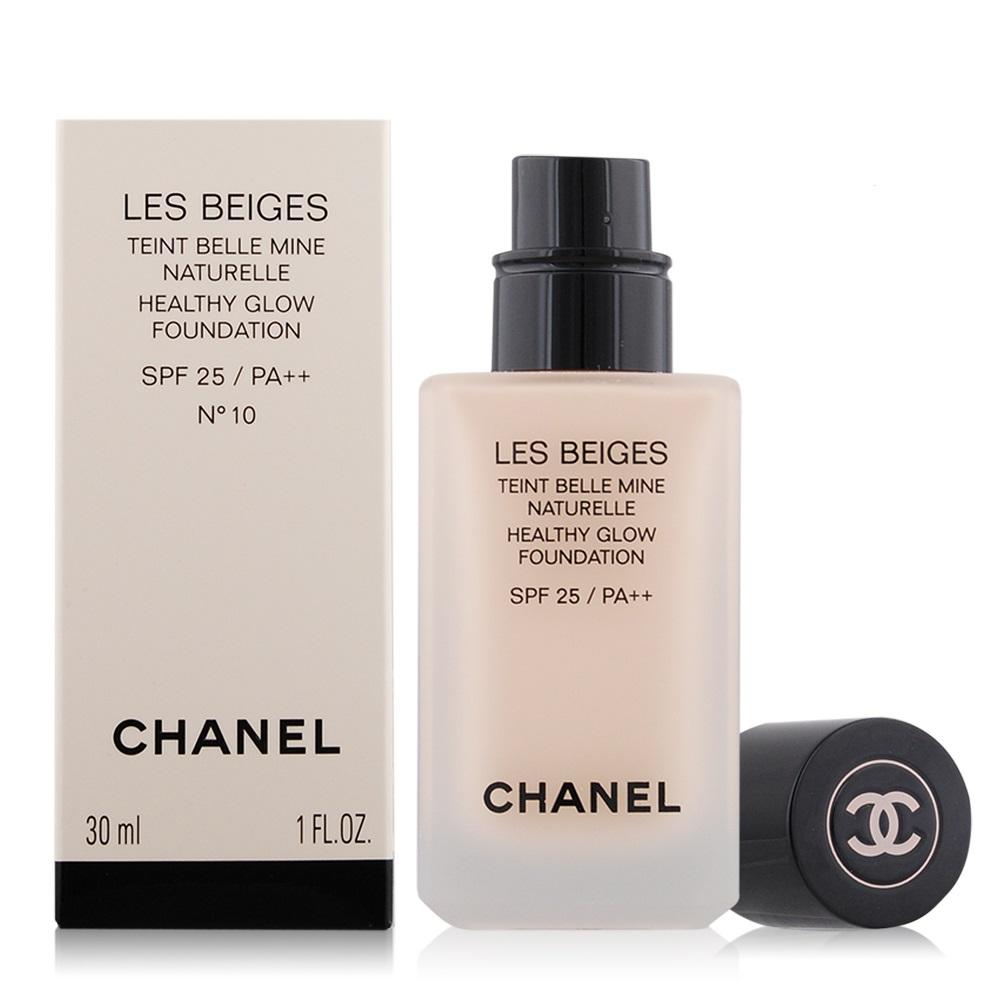 (即期品)CHANEL 香奈兒時尚裸光水慕絲粉底30ml-期效202002兩色可選