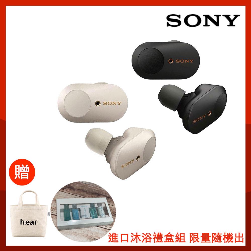 SONY 真無線降噪入耳式耳機WF-1000XM3
