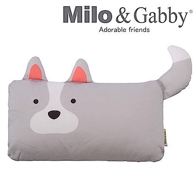 Milo & Gabby 動物好朋友 mini枕頭套(ROY狗狗)