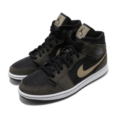 Nike 休閒鞋 AJ1 Mid 男女鞋