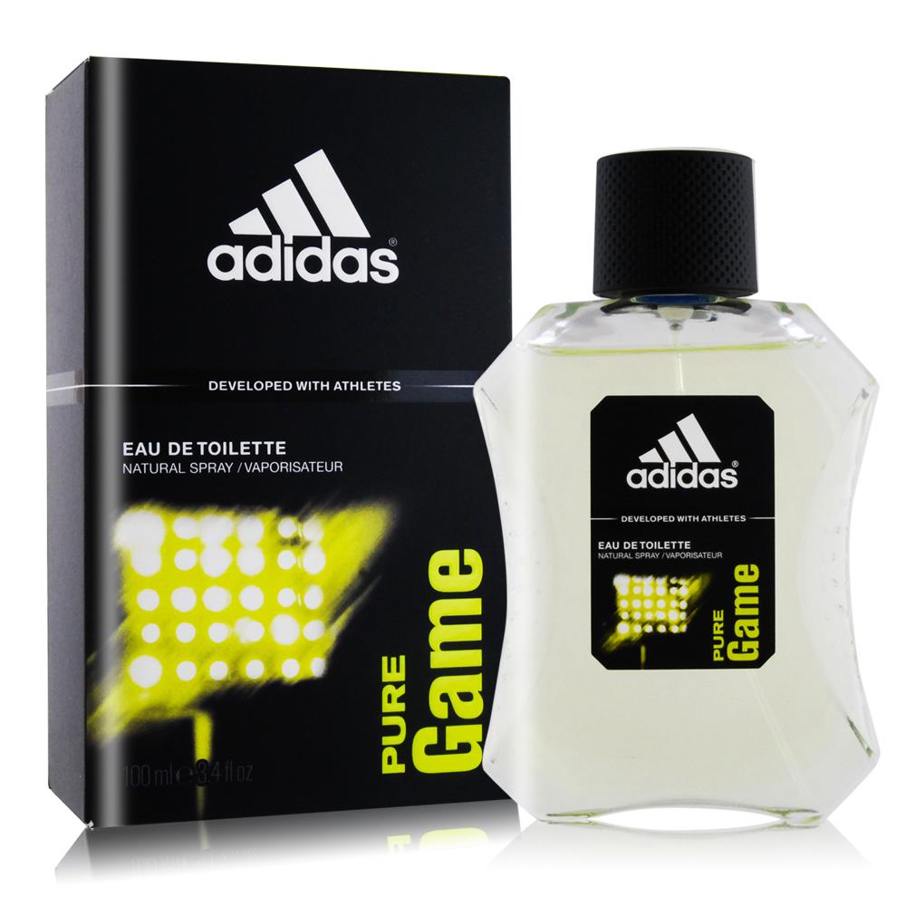 ADIDAS 愛迪達 極限挑戰男性淡香水100ml