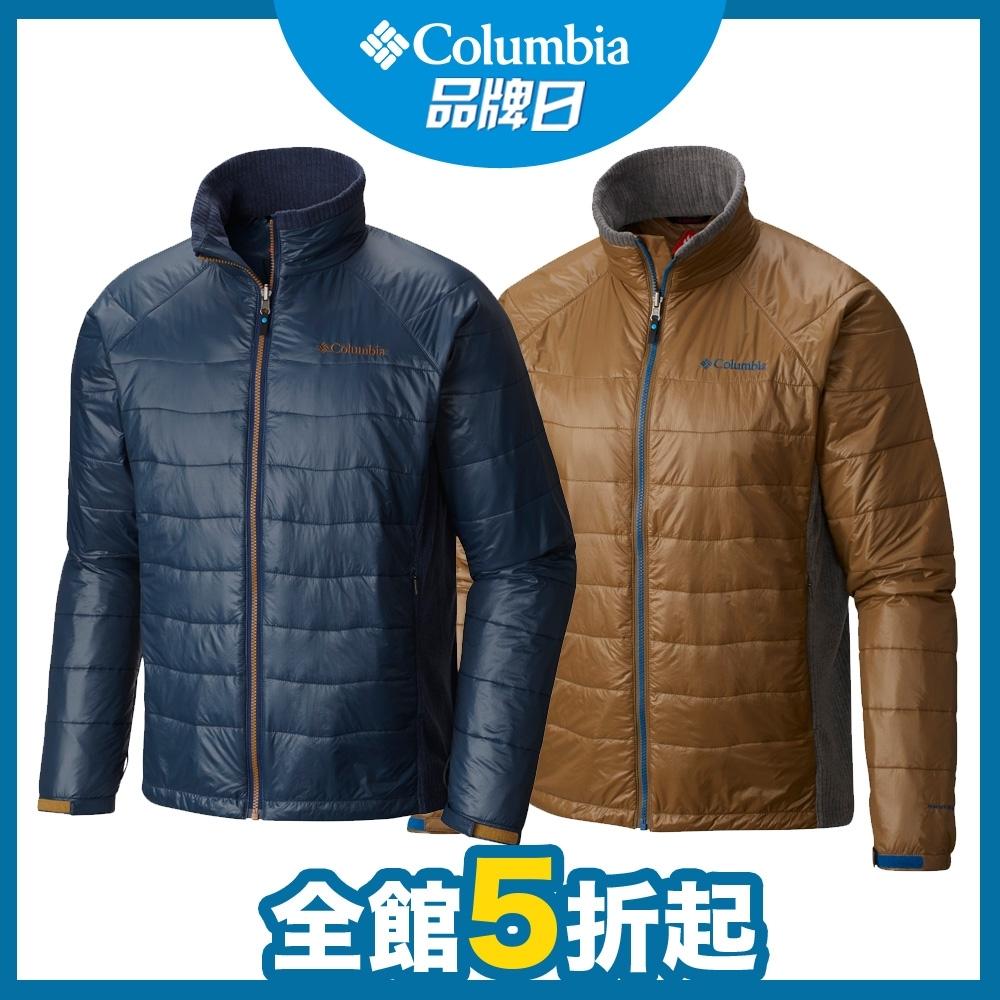 Columbia 哥倫比亞 男款- 日版單件式保暖外套-2色