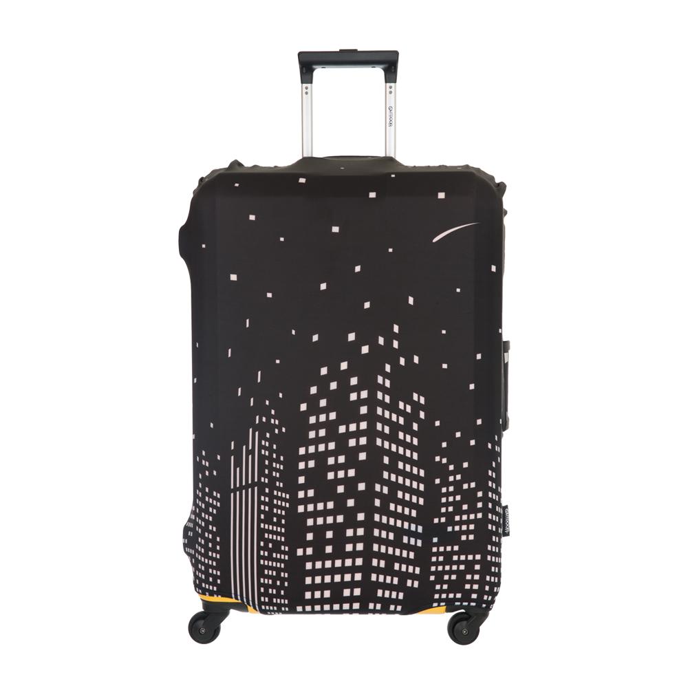 行李箱防護套-城市-L ODS17B02LCT