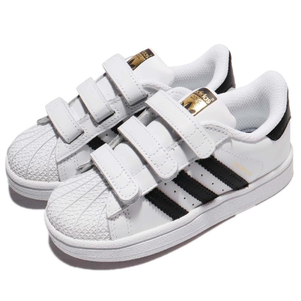 adidas 休閒鞋 Superstar CF I 童鞋