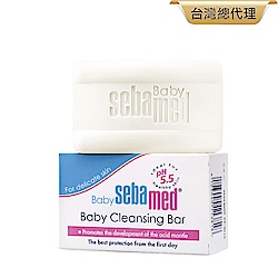 sebamed施巴 嬰兒潔膚皂100g