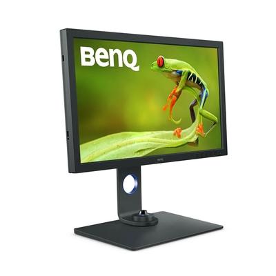 BenQ SW271C 27型 4K 廣色域專業攝影修圖螢幕