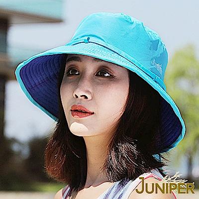 JUNIPER 超輕薄抗UV防潑水遮陽淑女帽