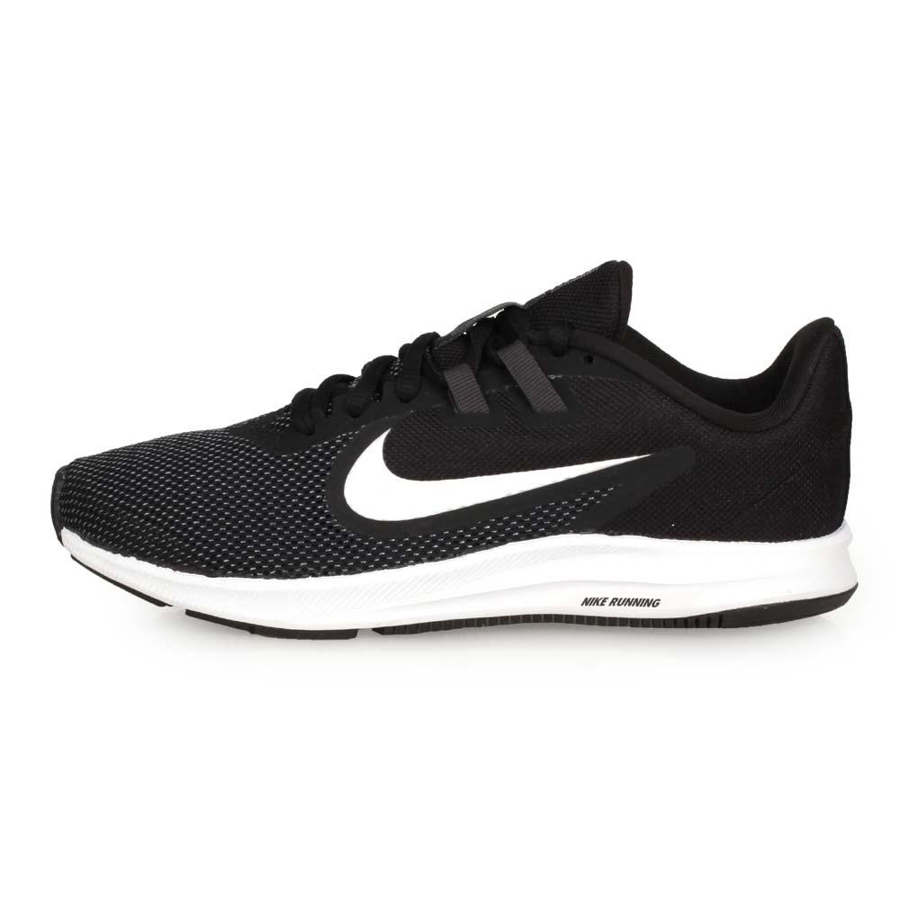 NIKE 女 慢跑鞋 WMNS DOWNSHIFTER 9 黑白