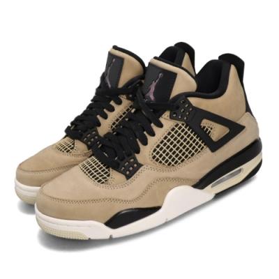 Nike 籃球鞋 Air Jordan 4 Retro 女鞋