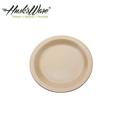 美國Husk's ware稻殼天然無毒環保圓盤9吋(3入組)