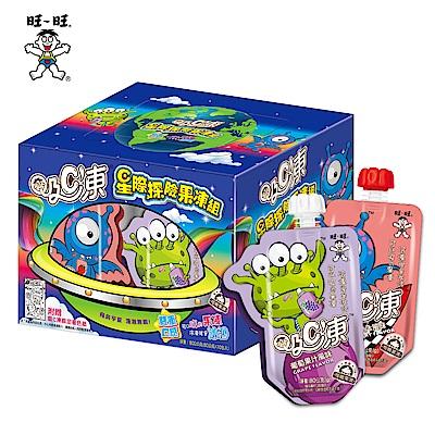 旺旺 吸C凍-星際探險果凍禮盒組(10包/盒) @ Y!購物