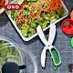 美國OXO 不鏽鋼沙拉剪-快樂綠(快) product thumbnail 1