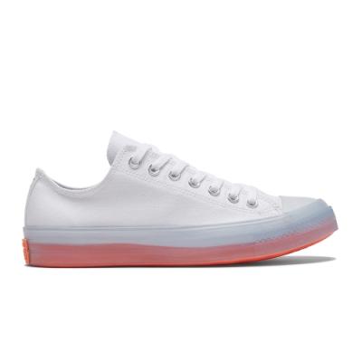 CONVERSE CTAS CX OX 低筒 男女 休閒鞋 白色-168569C