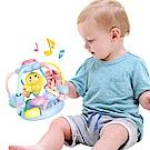 JoyNa嬰兒玩具牙膠手搖鈴音樂故事機 益智早教手抓球