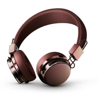 URBANEARS Plattan 2 BT 藍牙耳罩式耳機 - 櫻桃棕