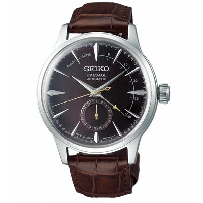 SEIKO精工PRESAGE系列中央動力儲存顯示機械錶40.5mm (SSA393J1/4R57-00E0M)