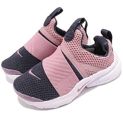 Nike 慢跑鞋 Presto Extreme 運動 童鞋