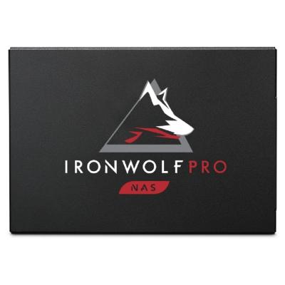 Seagate【那嘶狼 IronWolf Pro 125】480GB 2.5吋 SATAIII SSD固態硬碟(ZA480NX1A001)