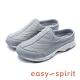 Easy Spirit-SETRAVELTIME234 美型輕量小羊皮包覆拖鞋-灰色 product thumbnail 1