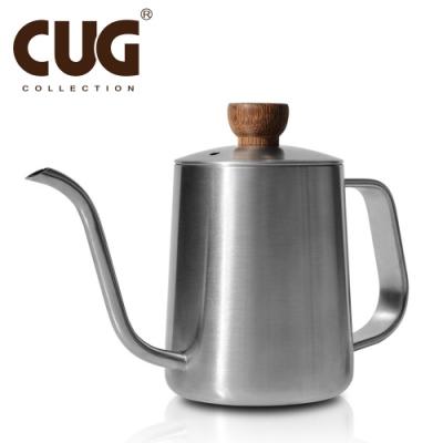 CUG 優厚版不鏽鋼細口壺350ML (附水位線)