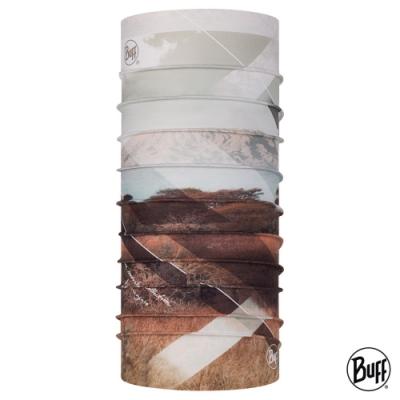 【西班牙BUFF】Coolnet抗UV頭巾-山岳系列-吉力馬札羅山