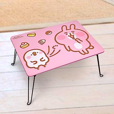 Kanahei 卡娜赫拉 點心時間 摺疊桌 長桌 和室桌 兒童桌 60x45x30cm