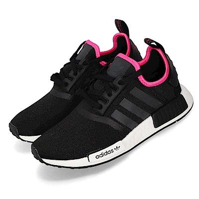 adidas 休閒鞋 NMD_R1 流行款 襪套式 男女鞋