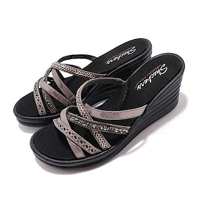 Skechers 涼拖鞋 Rumbler Wave-New 女鞋