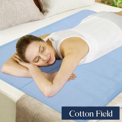 棉花田 雪之宿 低反發素色冷凝床墊(90x145cm)