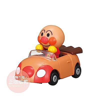 ANPANMAN 麵包超人-GOGO小汽車 迷你麵包超人號&麵包超人