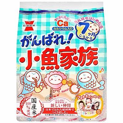岩塚製果 小魚家族米果(47g)