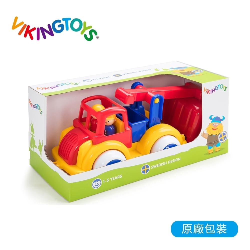 【瑞典 Viking toys】寶物探險組-杜娜跟狄克(28cm) 81252