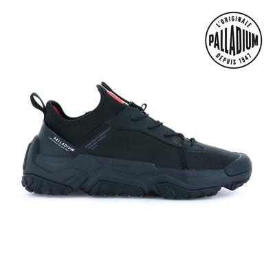 PALLADIUM OFF-GRID LO NYL快穿輕量輪胎潮鞋(綁帶)-中性-黑