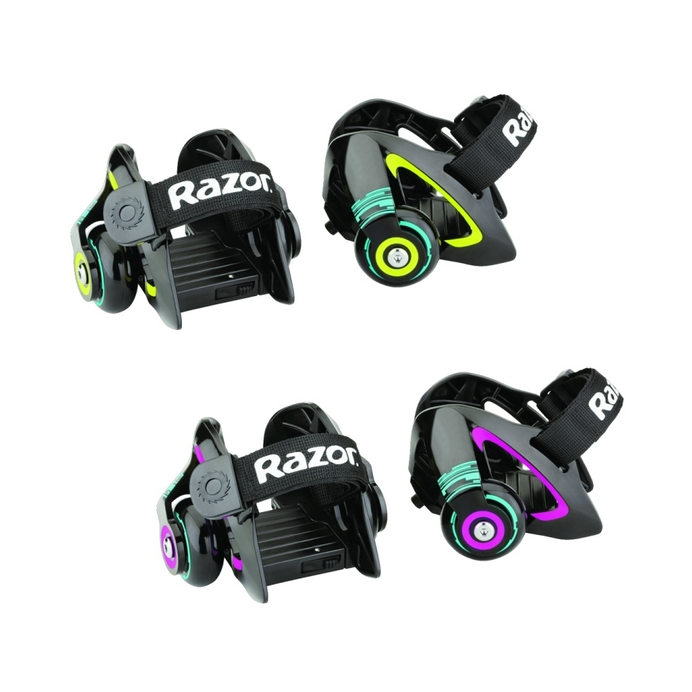 美國Razor-Jetts 鞋跟滑輪