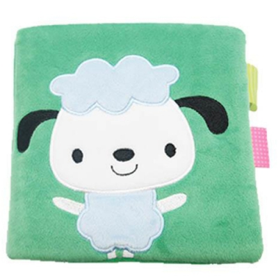 My Soft Cuddlies:Sheep 可愛綿羊布書