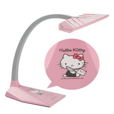 Anbao安寶Hello Kitty LED護眼檯燈(粉紅色)AB-7755A