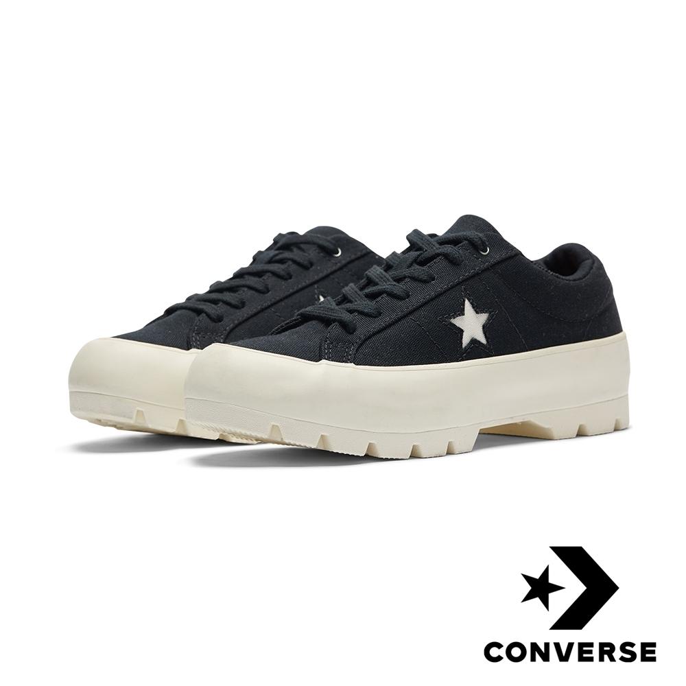 CONVERSE ONE STAR 女休閒鞋 563425C 黑