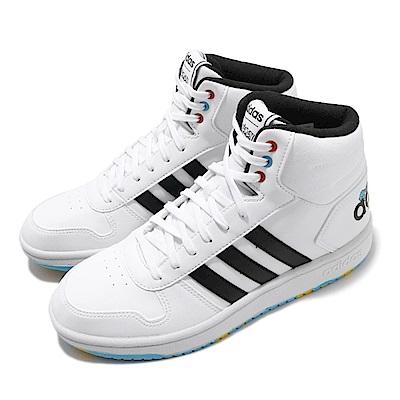 adidas 休閒鞋 Hoops MID 2 中筒 女鞋