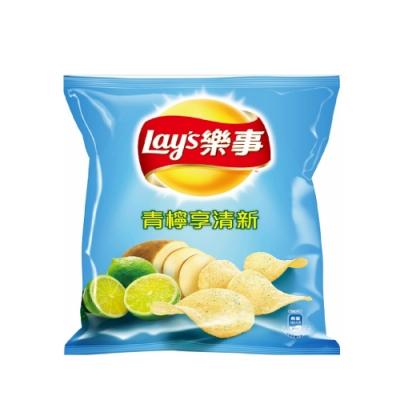 樂事 青檸享清新洋芋片(43g)
