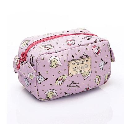 VOVAROVA空氣包-裝不滿化妝包-Sanrio 甜蜜時光