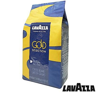 義大利LAVAZZA GOLD SELECTION咖啡豆(1000g)