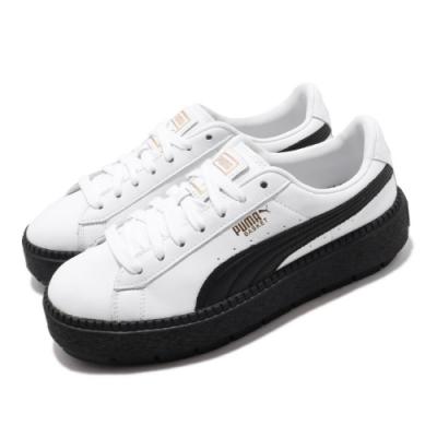 Puma 休閒鞋 Platform Trace 運動 女鞋