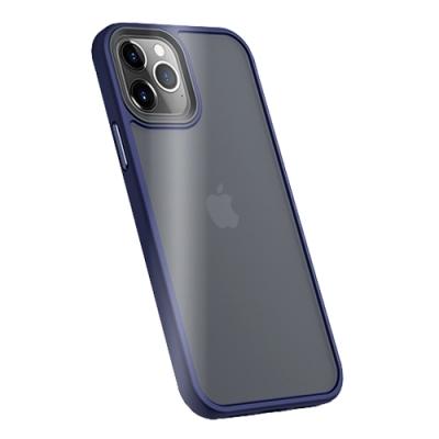 Benks iPhone12 / 12 Pro  (6.1 ) 防摔膚感手機殼-海軍藍