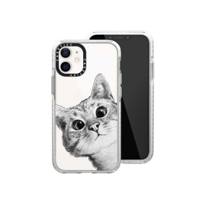 Casetify iPhone 12 mini 耐衝擊保護殼-躲貓貓