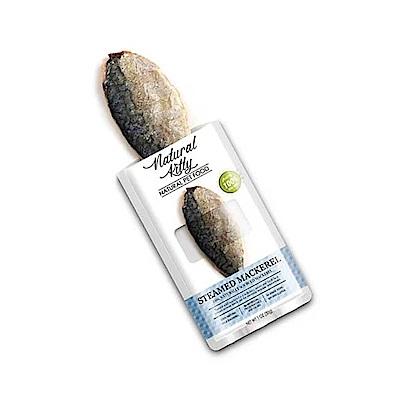 Natural Kitty自然小貓 鮮零食100%天然野鯖魚 30g